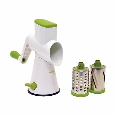 Starfrit 094237 Drum Grater with Suction Base