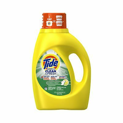 Tide Simply Clean and Fresh Liquid Laundry Detergent Daybreak Fresh 38 Loads ...