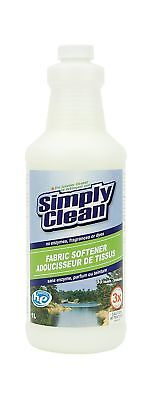 Simply Clean He Fabric Softener 3X Concentration 1L