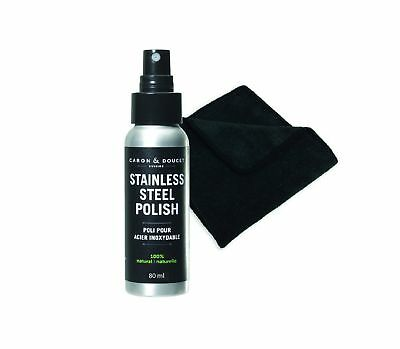 Caron & Doucet - Stainless Steel Polish Bundle: 2 Items; 1 Stainless Steel Po...