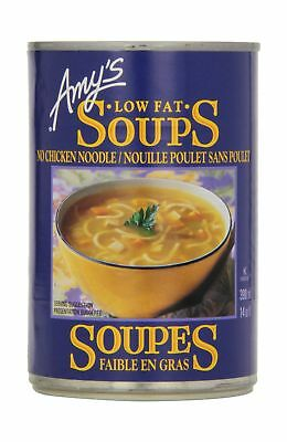 Amy'S Kitchen Organic No Chicken Noodle Soup 398 ml