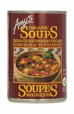 Amy'S Kitchen Organic Fire Roasted Southwestern Vegetable Soup 398 ml