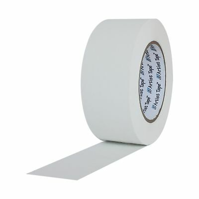 ProTapes Artist Tape Flatback Printable Paper Board or Console Tape 60 Yds Le...