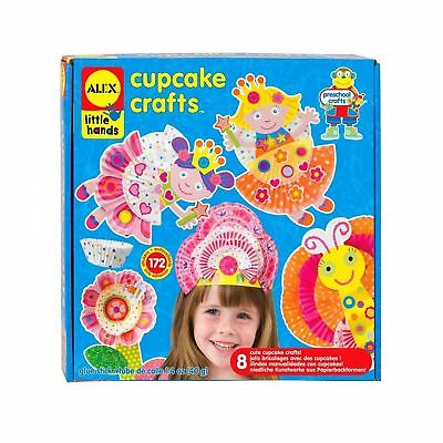 ALEX Toys - Early Learning Cupcake Craft - Little Hands 1419