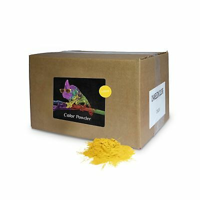 Color Powder Yellow 25lb box