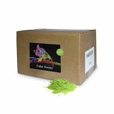 Color Powder Green 25lb box
