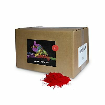 Color Powder Red 25lb box