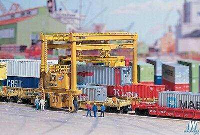Walthers N 933-3222 Mi-Jack TL-1000 Container Crane Kit