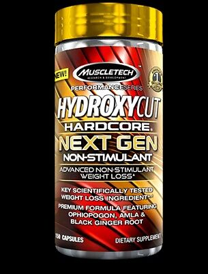 Hydroxycut Ultra Advanced Weight Loss - 72 rapid release - Over 1 million sold !