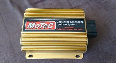 MOTEC CDI 4 channel