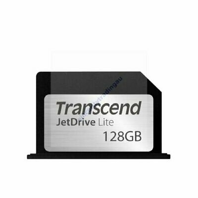 Transcend Jetdrive Lite 330 128Gb Expansion Card For Mac New A