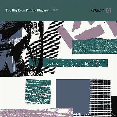 The Big Eyes Family Players - Oh! [Vinyl]