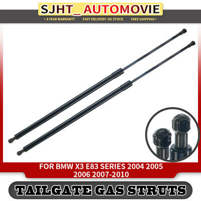 2x Tailgate Rear Hatch Gas Struts for BMW X3 2004-2010 E83 Series 51243400379