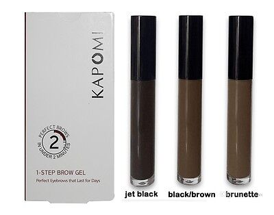 Define Eye Brows Wonder Gel Brow Wunder One Step Eyebrow Tattoo Peel Tint Brush