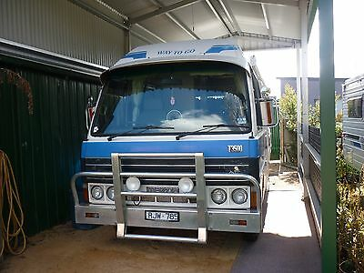 Motorhome 1990 Mazda T3500 conversion by Shiralee Motorhomes Melbourne