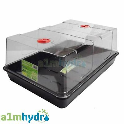 Garland Unheated High Dome Seed Cuttings Propagator Hydroponics