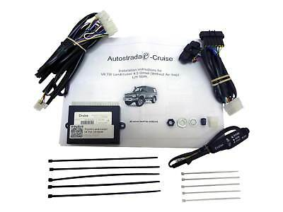 Cruise Control Kit Plug & Play for Landcruiser VDJ 2007 on without Airbag