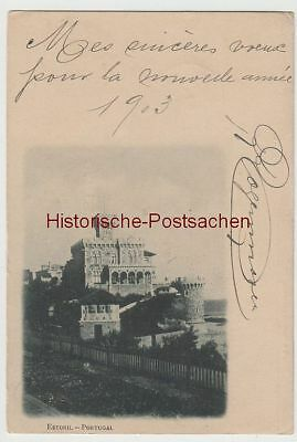 (82115) AK Estoril, Schloss 1903
