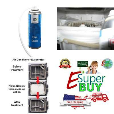 Car Air Conditioner Cleaner Spray A/C RV Evaporator and Heater Foam Cleaner HVAC