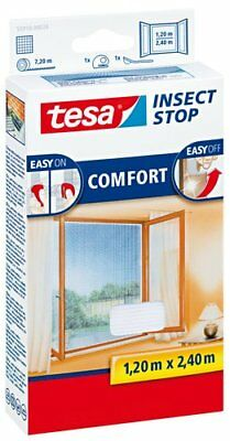 TESA Insect Stop Comfort - mosquiteras (1200 x 10 x 2400 mm, 200g, ABS sintétic