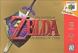 ✅ Legend of Zelda Ocarina of Time Nintendo 64 N64 Video Game RPG Super Fun Rare