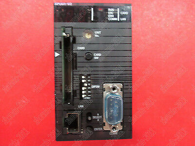 1PC used Omron PLC CJ1W-SPU01-V2