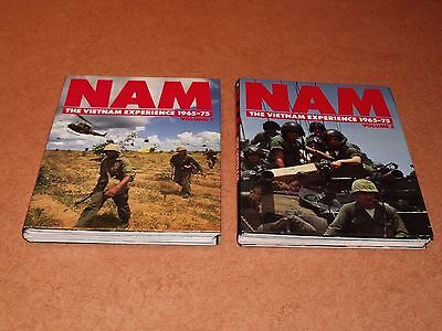 Nam The Vietnam Experience 1965-75 Orbis Magazines Complete In 19 Issues