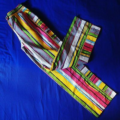TROUSERS vintage woman MISSONI SPORT made Italy TG.46 circa M  New! RARE