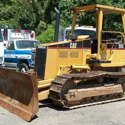 Used 1996 Cat D5C Dozer in Good Working Condition