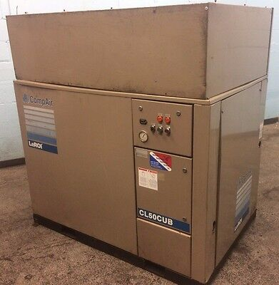 Compair LeRoi CL50CUB Screw Type Compressor