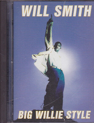 Will Smith-Big Willie Style minidisc album