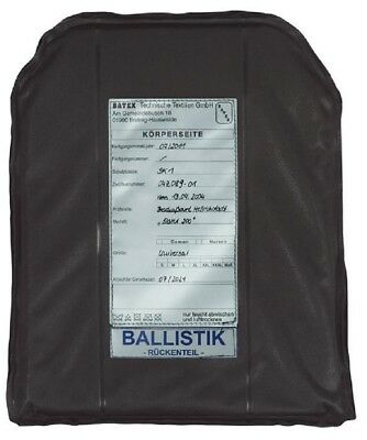 BATEX Soft ballistic SK1 for plate carriers