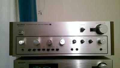 SONY TA-5650 V-FET amplifier  with phono stage vintage audio very rare