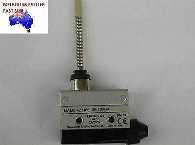 Panel Mount Coil Spring Type Limit Switch  250V 10A