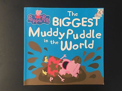 Peppa Pig ~ The Biggest Muddy Puddle in the World ~ PB ~ LGE ~ GC