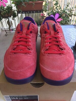 794c74dea17b Nike Zoom Kobe 8 VIII EXT University Red Purple YOTS 582554 600 Sz 10.5