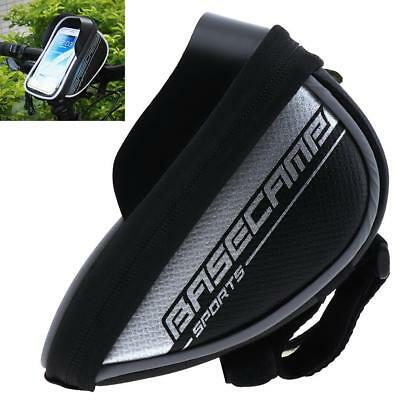 Cycling Bike Bicycle Front Tube Handlebar Frame Pouch Bag For iPhone 6/7 Plus