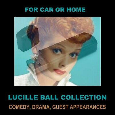 Lucille Ball Old Time Radio Collection. 167 Comedies, Drama, & Guest Appearances
