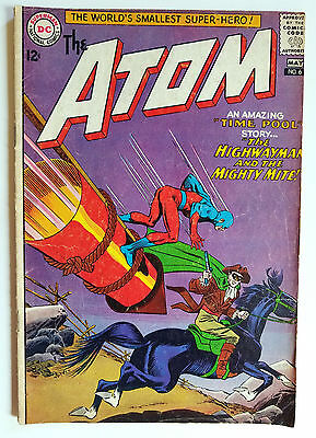The Atom #6 with a Time Pool Story