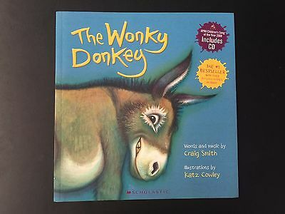 Craig Smith ~ The Wonky Donkey ~ LGE ~ AC ~ PB ~ free post ~ CD included