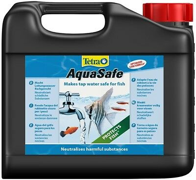 Tetra Aquasafe Water Conditioner, 5 Litre