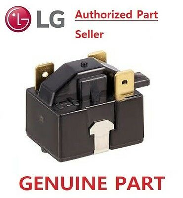 LG Fridge PTC Motor Start Relay p/n EBG32952206, P470MB, QP2-47 P470MC, KS0904