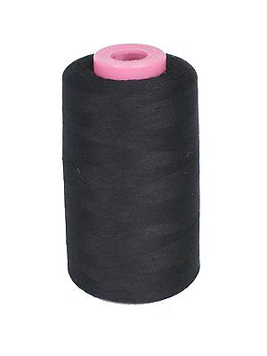 Polyester Thread Cones Spool Overlocking Sewing Machine 6000 Yards 21 Colors