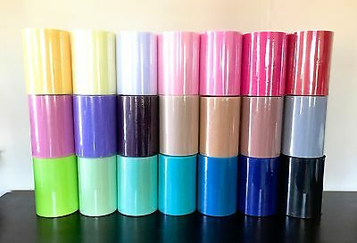 "Premium 6"" 100 Yards Tulle Roll - 21 Colors - Wedding - Tutu - Australian Stock"