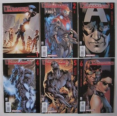 The Ultimates. Volume One by Millar and Hitch #1-13