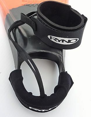 RYNO Bodyboard leash fins flippers savers with strap pads (fins not included)