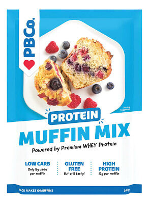 Protein Muffin Mix 340g - The Protein Bread Co