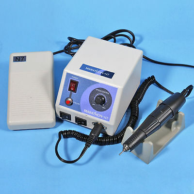 Dental Micro Motor Marathon Machine N7+35K RPM Dental Polishing Handpiece 220V