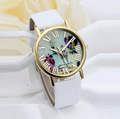 Women's Fashion Vases Dial Watch