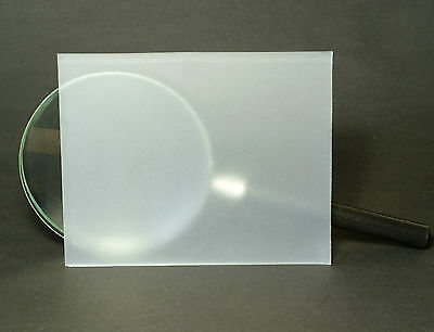 """4x5"""" Ground Glass Focusing Screen for Large Format Camera"""